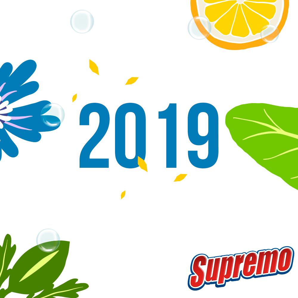 Comenzar el 2019