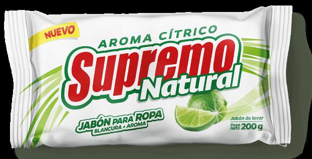 Jabón Supremo Natural