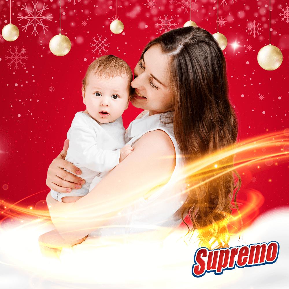 Primera Navidad Con tu bebé
