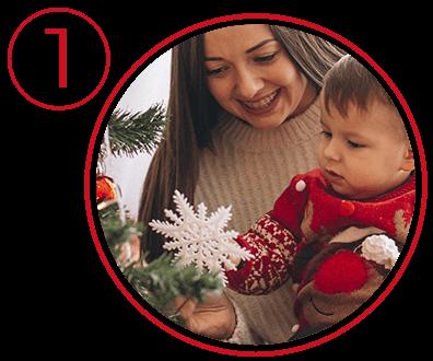 Navidad con tu bebé