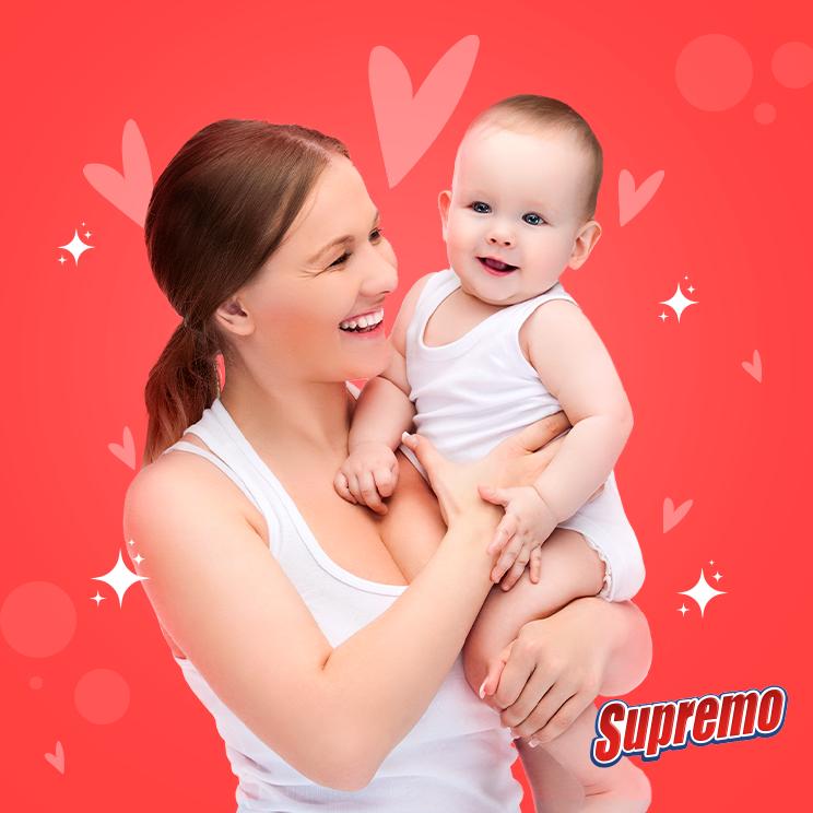 9 cosas que hacen feliz a tu bebé